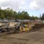 Excavation Work and Dirt Off-Haul - Fall 2019
