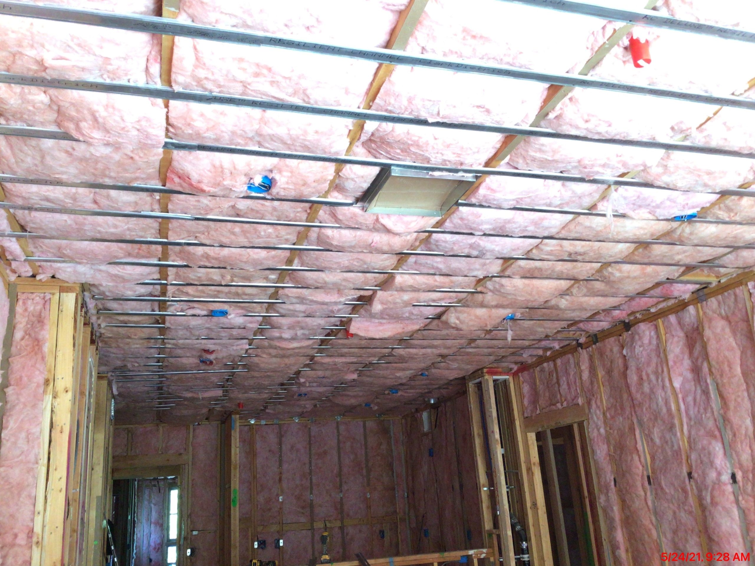 Completing Residential Insulation – May 2021