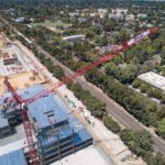 Office Building 2 Steel Structure Erection – July 2020